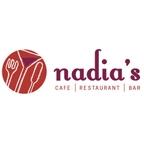 Nadia Cafe logo